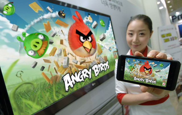 Rovio's Angry Birds titles hit 1 billion cumulative downloads