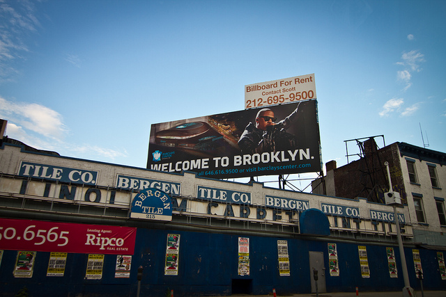 The NBA's Brooklyn Nets become the first professional sports team to join Socialcam