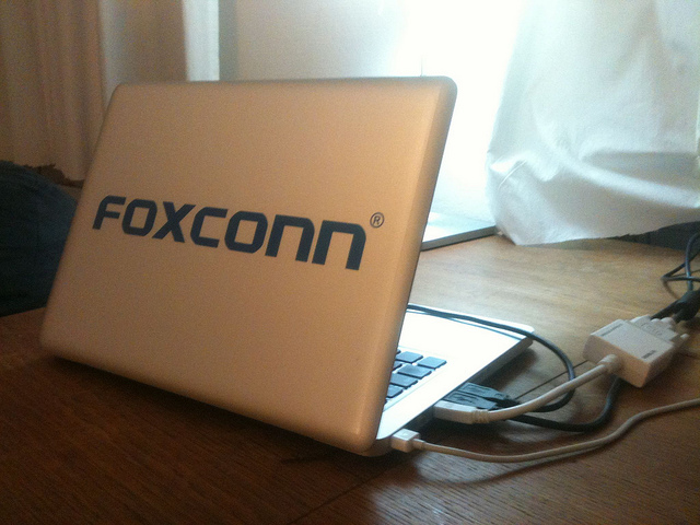 Foxconn says CEO Gou absolutely did not confirm work on an Apple television