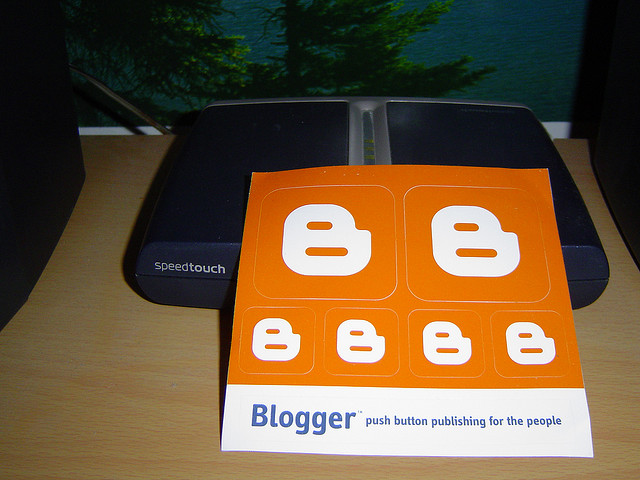 Google's Blogger updates its signup process, now lets you attach your Google+ profile