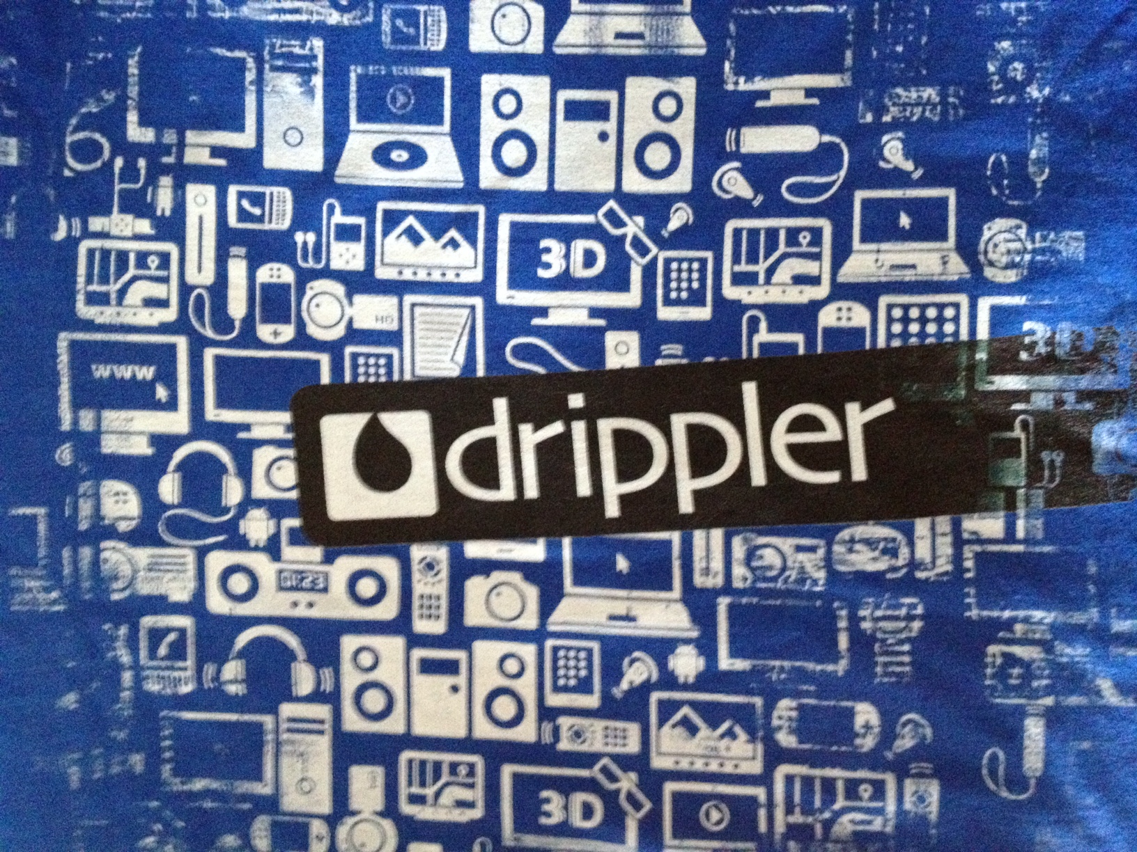 With 1.5 million downloads, Drippler's apps are a must-have for Android owners