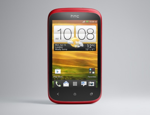 HTC Desire C unveiled featuring 3.5-inch display, Beats audio, 5-megapixel camera and NFC support