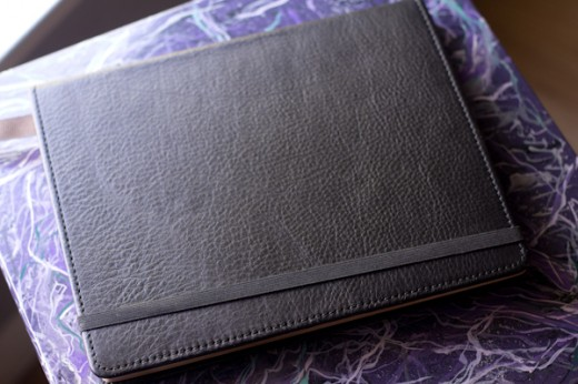 IMG 6428 520x346 Pad & Quills Octavo case for iPad gets a gorgeous leather upgrade and hugely improved fit