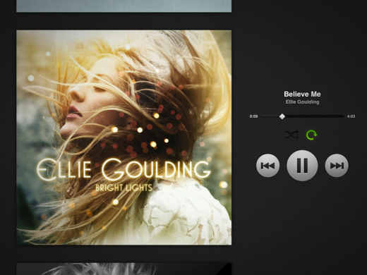 Play 520x390 The wait is finally over: Spotify finally launches its new iPad app