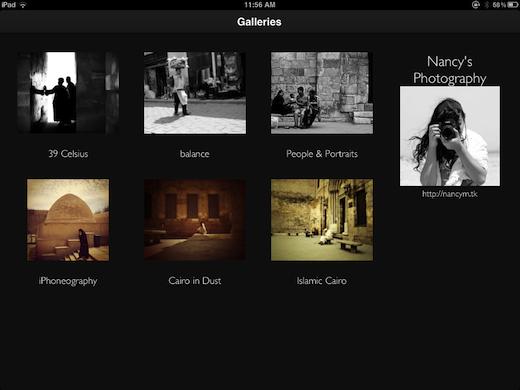 Portfolio Pro: An iPad App for Photographers and Videographers