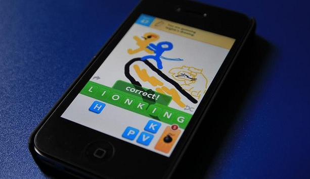 Zynga's plan to further monetize Draw Something: Make users draw brands
