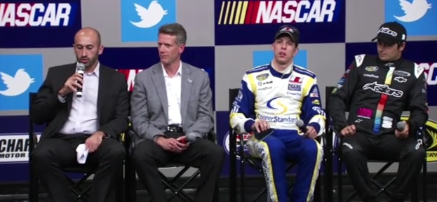 Twitter chooses NASCAR as first sports league partner, launches new interactive product
