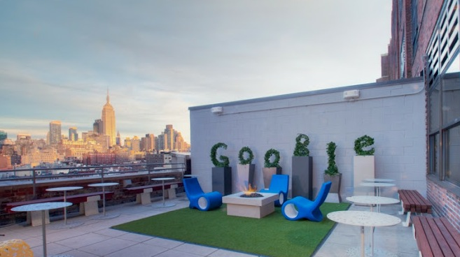 Google giving Cornell University 22k square feet of free office space at its NYC HQ for 5 years