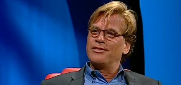 Aaron Sorkin: Writing a movie about Steve Jobs is like writing about The Beatles