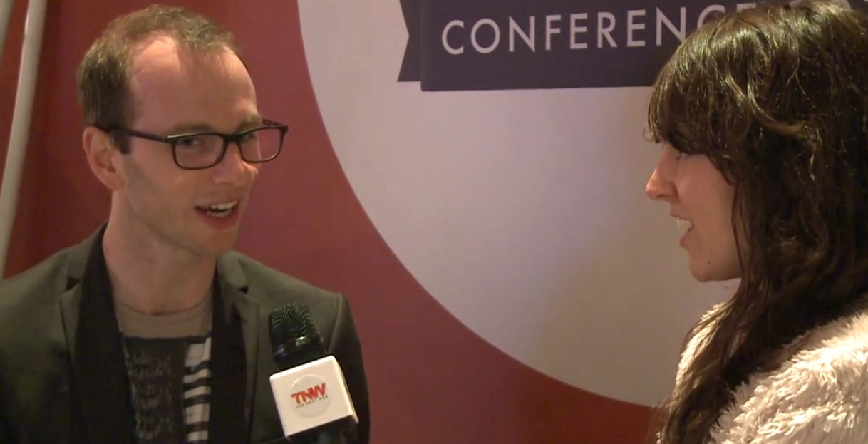 Airbnb co-founder Joe Gebbia on his amazing experience in Amsterdam at #TNW2012