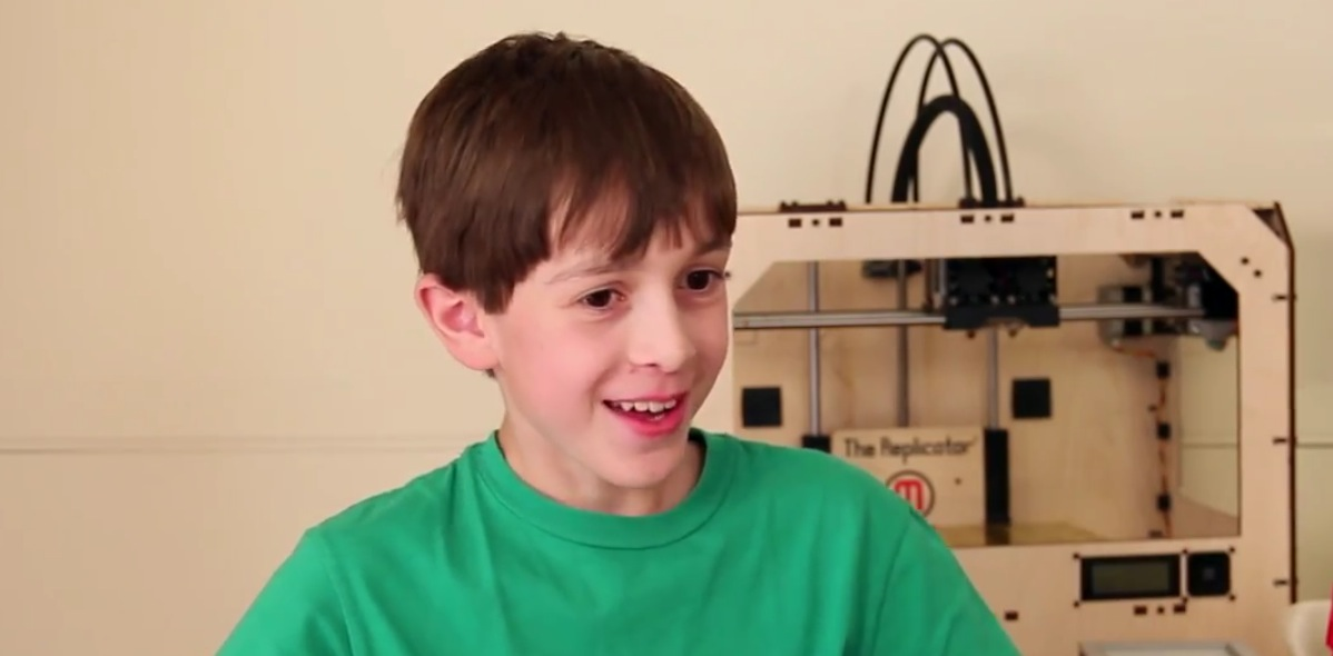 Remember the app developing 6th grader from #TEDx? See what he's up to now