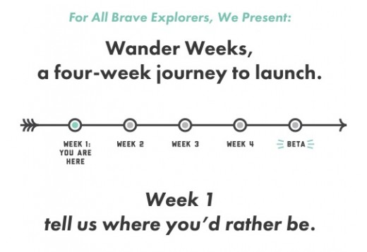 Screen shot 2012 05 08 at 1.30.29 PM 520x357 With an official launch just 4 weeks away, Wander unveils WanderWeeks