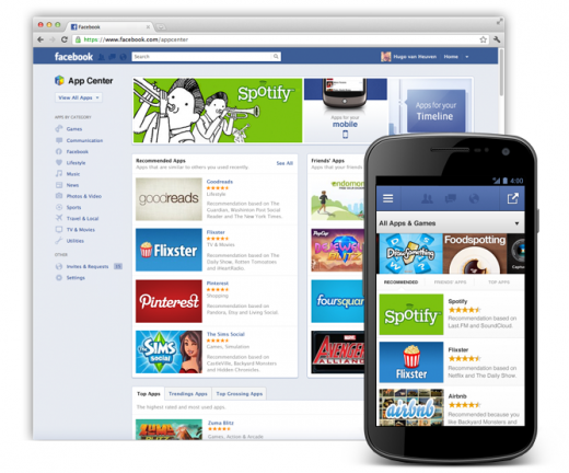 attachment1 520x432 If Facebook ever decides to build its own phone, App Center sets them up for success