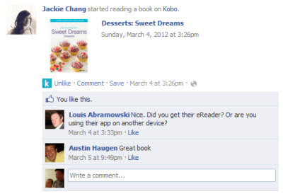 attachmentKOBO Facebooks Open Graph platform might just be its most valuable asset
