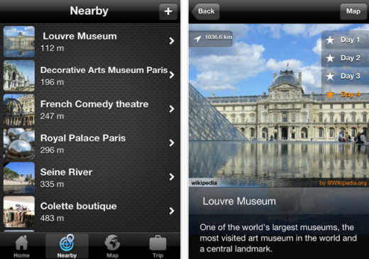 Travel Planner Tripomatic Launches Ios App