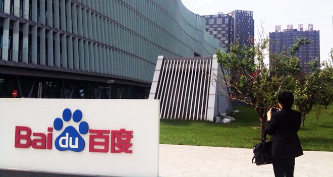 China's Baidu is putting 25% of R&D on mobile as revenue from devices triples