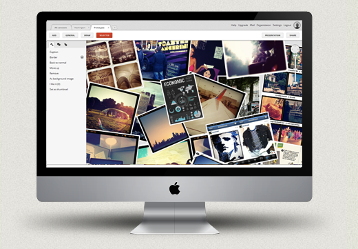 canvasd CanvasDropr: like a visual Dropbox meets Google Docs for rich media