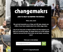 changemakrs JOIN TO HELP US INSPIRE THE WORLD. 220x182 Nearly 3M pageviews later: The exclusive story behind the inspirational SteveTold.Us