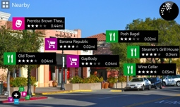 citylens1 Nokia launches its augmented reality City Lens app in beta for Lumia Windows Phone devices