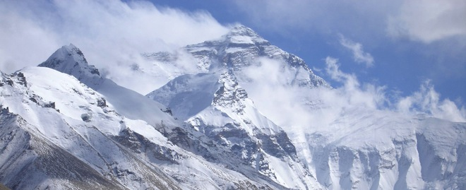 National Geographic is documenting one team's ascent of Mount Everest using Instagram