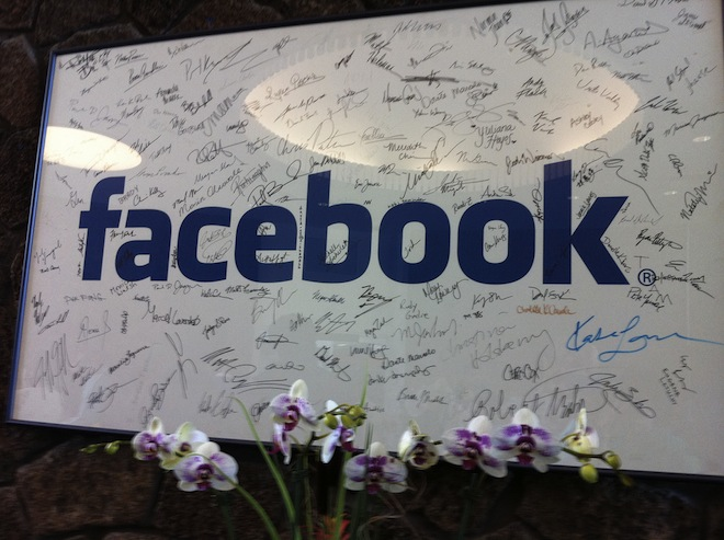 On the eve of its IPO, Facebook likely to set share price at $38 – valuing the firm at $104 billion ...
