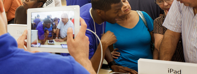 UK Regulator takes a long hard look at Apple over its 4G advertising claims for the new iPad