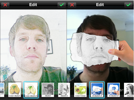 j TNW Pick of the Day: PowerSketch transforms your iPhone snaps and videos into artwork
