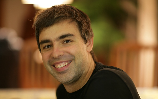 "Google ""still waiting"" for Facebook to open its user data: Larry Page"