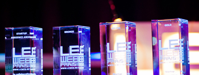 LeWeb London startup competition semifinalist shortlist announced