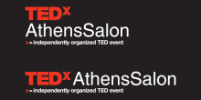 logo tedxathenssalon white 220x110 Tech and media events you should be attending [Discounts]