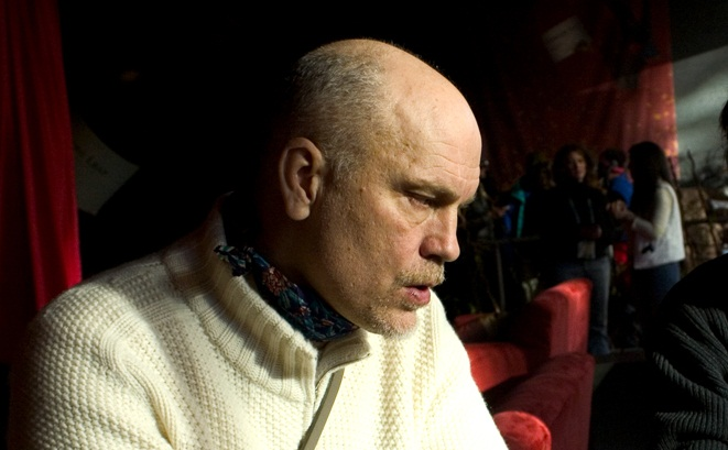 Apple's latest iPhone 4S commercials features actor John Malkovich using Siri