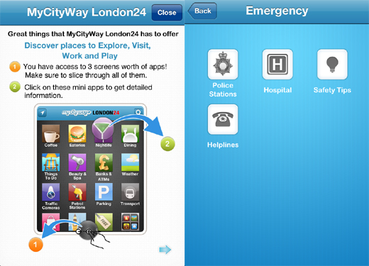 mycityway1 New London city guide provides much more than the usual maps and tourist sites