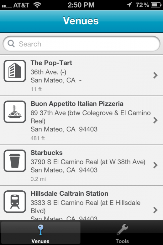 photo 1 1 520x780 If youre a foursquare superuser, then you need hopscotch for iOS