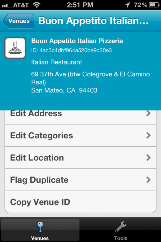 photo 2 1 520x780 If youre a foursquare superuser, then you need hopscotch for iOS