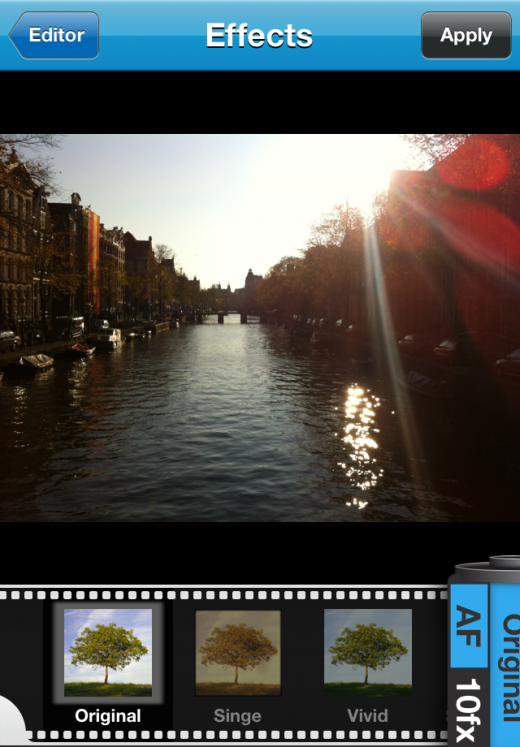 photo copy 520x747 Twitpic releases its own iPhone app complete with filters