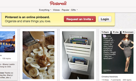 pintere Confirmed: Pinterest raises $100 million from Japanese e commerce giant Rakuten, previous backers