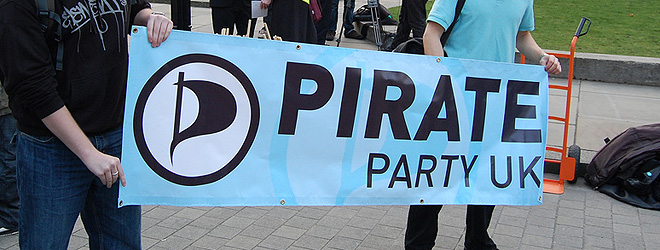 UK Pirate Party sees more than 1.8m visits in 24 hours after ISPs block The Pirate Bay website
