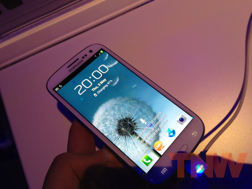 Samsung confirms the Galaxy S3 will launch with 5 US carriers this month