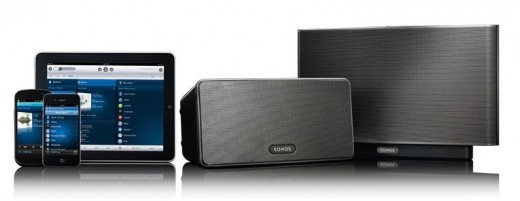sonos tencent 520x201 Chinas Tencent inks deal to stream its QQ Music service on Sonos HiFis