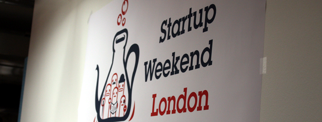 Startup Weekend London announces registration and dates for June event