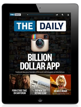the daily ipad This Week in Media: From Internet Week NY to YouTubes 7th Birthday