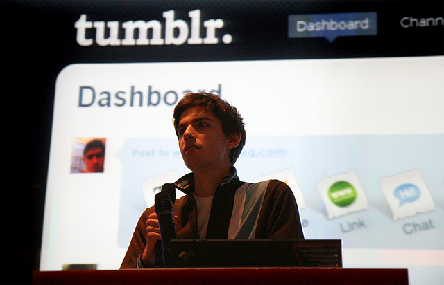 Tumblr is now available in Portuguese for Portugal and Brazil, its second largest community