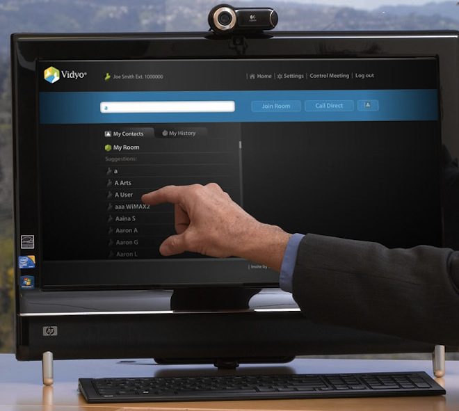 Video conferencing firm Vidyo has raised almost $100m to date, Juniper joins as strategic backer
