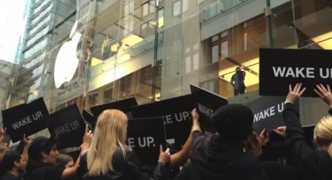 RIM admits it is responsible for the anti-Apple 'Wake Up' campaign in Australia