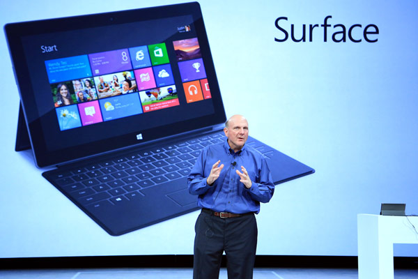 Did you miss Microsoft's Surface keynote? Watch it here in all its glory [Video]