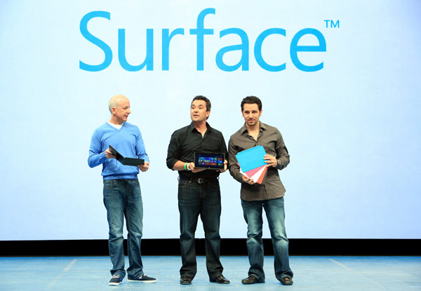 Microsoft announces new 10.6″ Microsoft Surface tablets, running Windows 8 in RT and 'Pro' ...