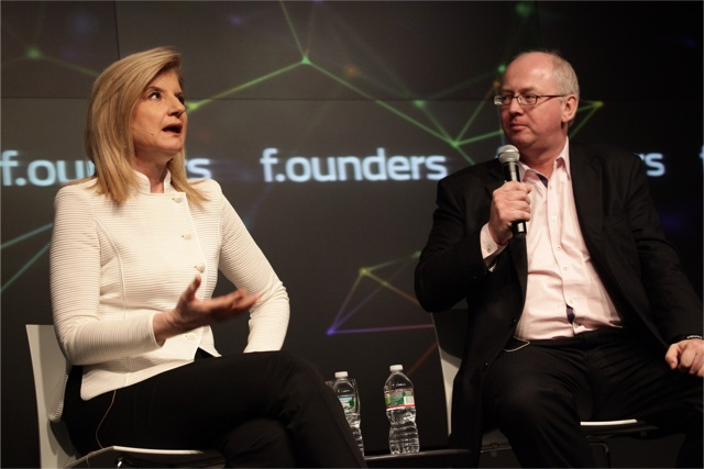 "Arianna Huffington: ""Selling to AOL was the best thing we ever did"""