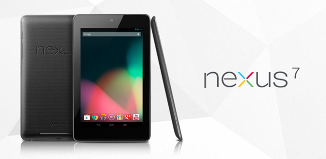Google's Nexus 7 tablet images leak ahead of today's I/O announcement