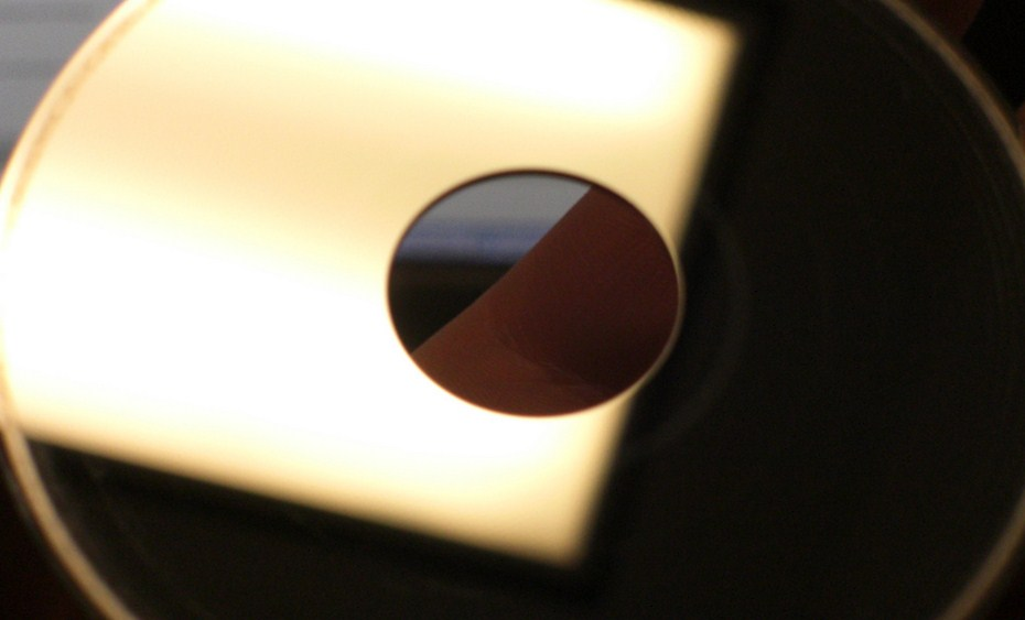 A hard drive in slow motion is truly a sight to behold [Video]