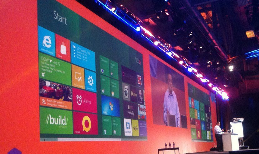 Microsoft's Windows 8 pitch for businesses: It's like Windows 7, but better
